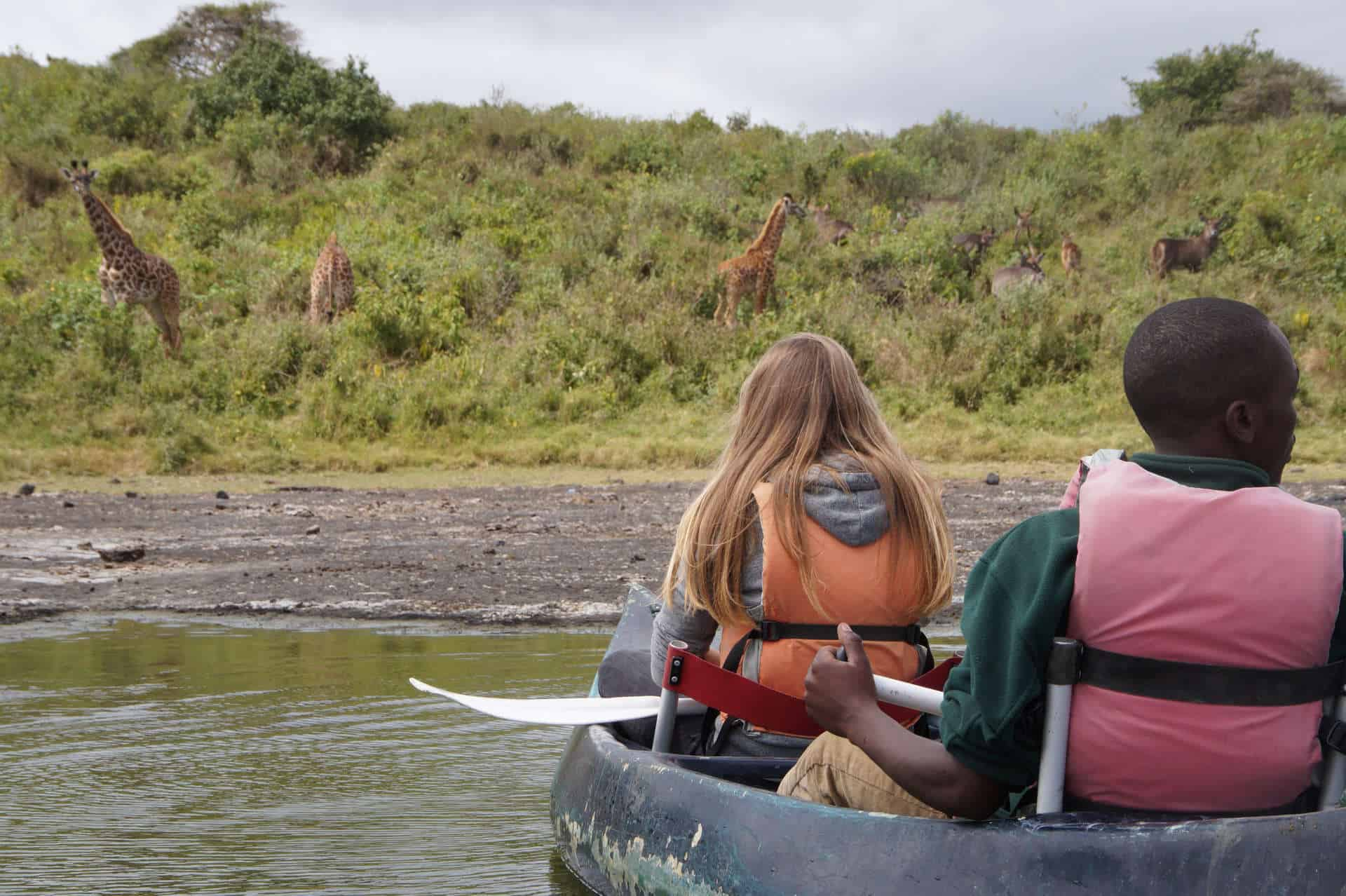 Kano Safari in Tanzania