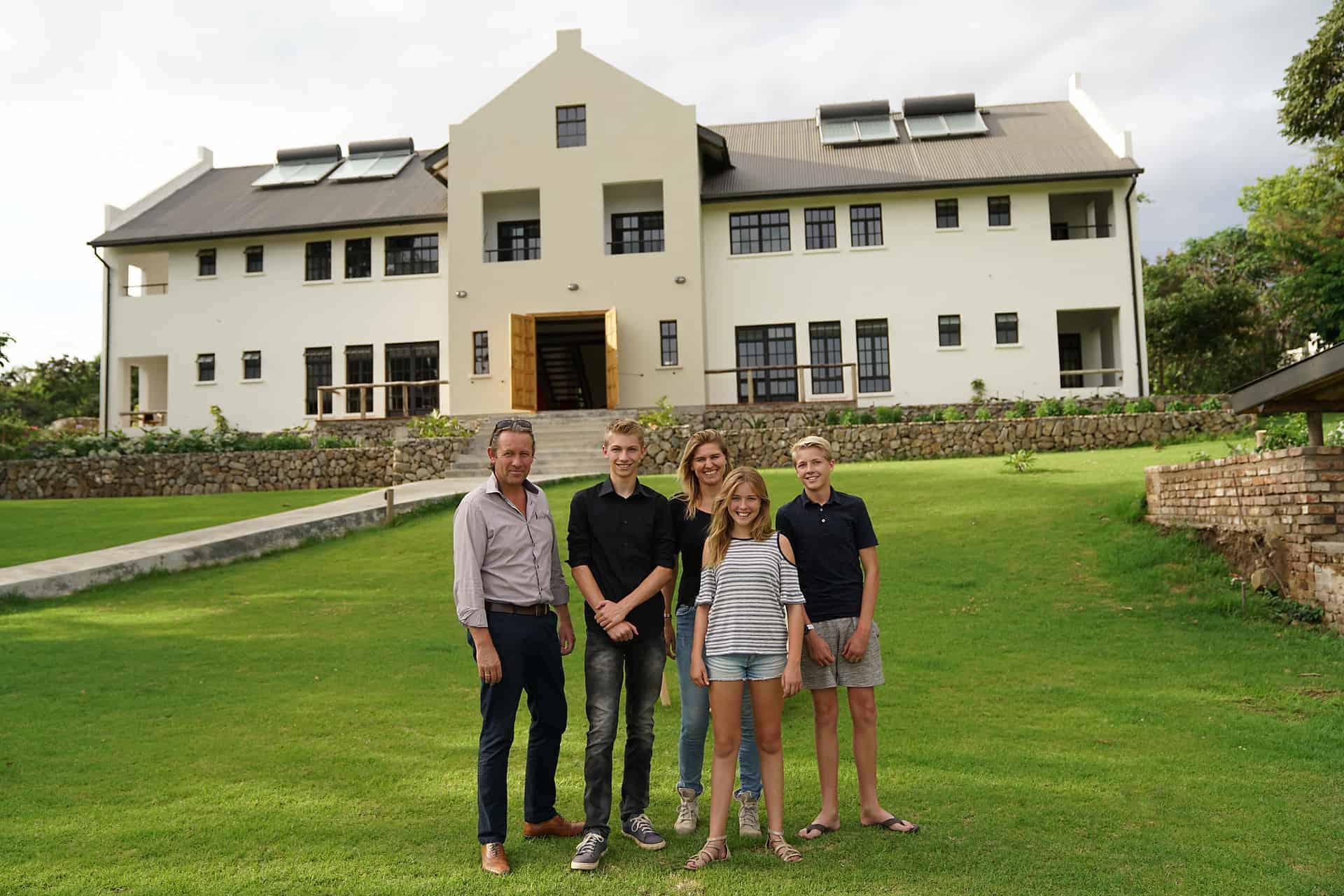 Arusha Villa Thuis in Tanzania