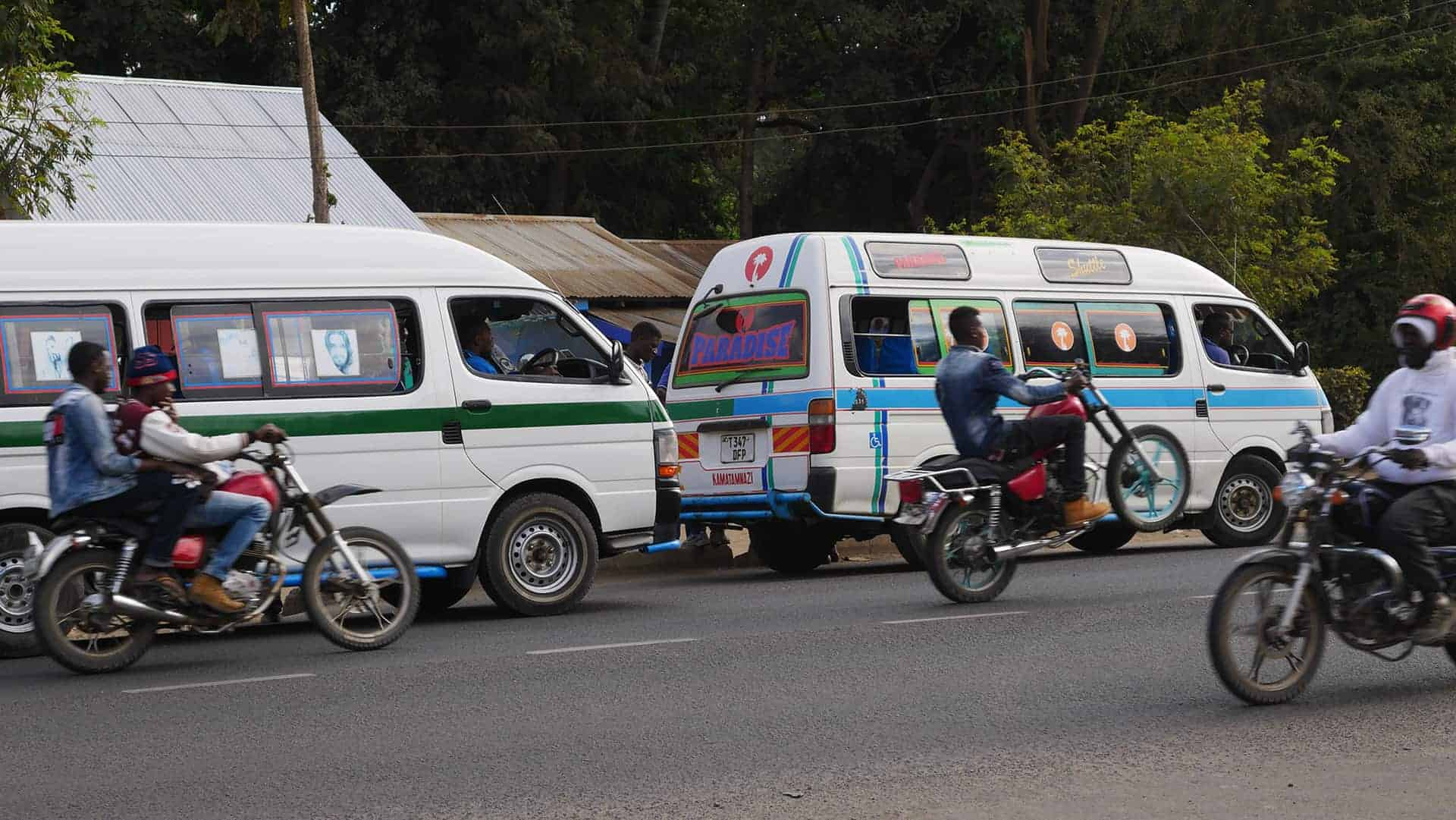 Dagtocht Arusha Tanzania