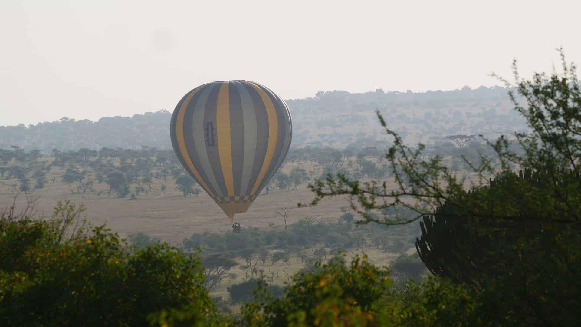 Ballon Serengeti